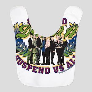 90210 Donna Suspend Us All Polyester Baby Bib