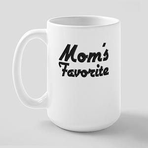Mom's Favorite Large Mug
