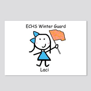 Guard - Laci Postcards (Package of 8)