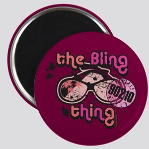 90210 The Bling Thing Magnet