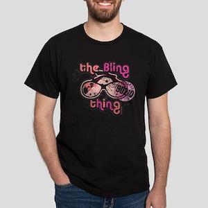 90210 The Bling Thing Dark T-Shirt