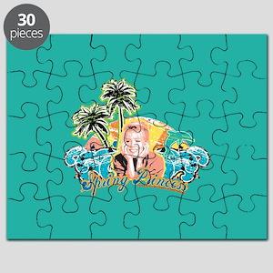 90210 Spring Princess Puzzle