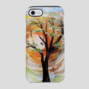 Tree on Tree iPhone 8/7 Tough Case