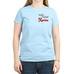 Boots by Day Female Marine Women's Light T-Shirt