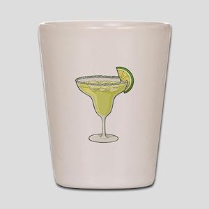 Margarita cocktail Shot Glass