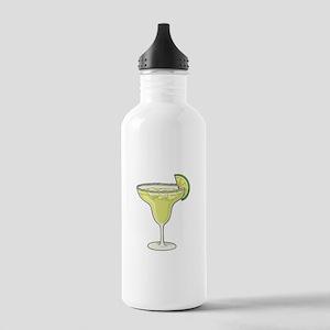 Margarita cocktail Water Bottle