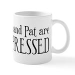 Sam and Pat Logo Mugs