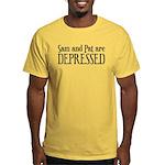Sam And Pat Logo T-Shirt