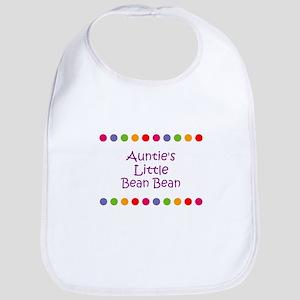 Auntie's Little Bean Bean Bib
