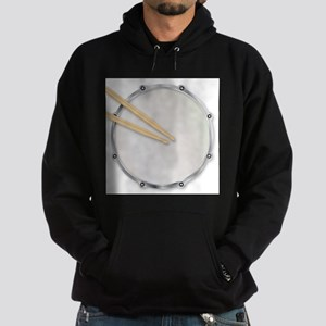 Drumskin and Sticks Hoodie (dark)