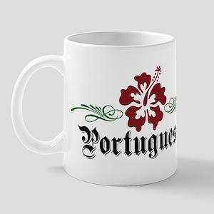 Portuguesa - Hibiscus Mug