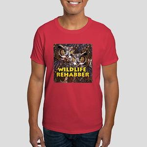 Wildlife Rehab Dark T-Shirt