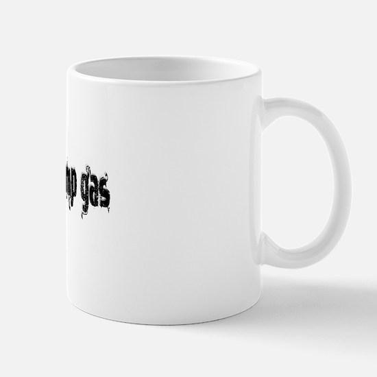Jersey Girls Don't Pump gas Mug