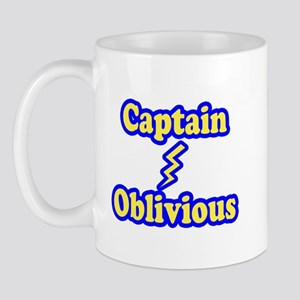 Captain Oblivious Mug