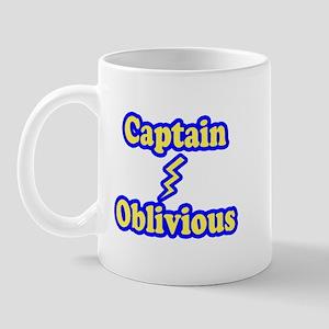 Captain Oblivious Mug