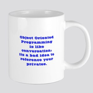 Obejct Oriented Programming Mugs