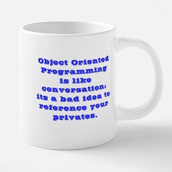 Obejct Oriented Programming Mugs