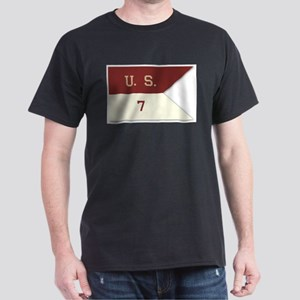 7th Cavalry Flag T-Shirt