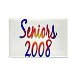 Seniors 2008 Rectangle Magnet (100 pack)