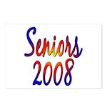 Seniors 2008 Postcards (Package of 8)