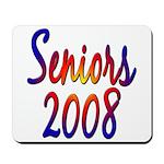 Seniors 2008 Mousepad