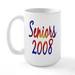 Seniors 2008 Large Mug