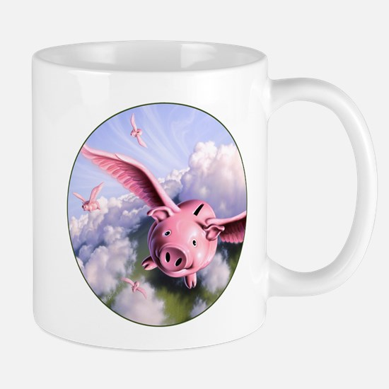 Pigs Away! Mug