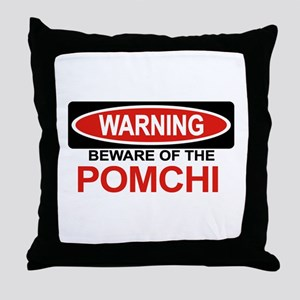POMCHI Throw Pillow