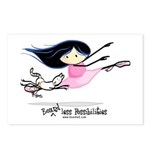 Ballet Babem Postcards/Notecards (Package of 8)