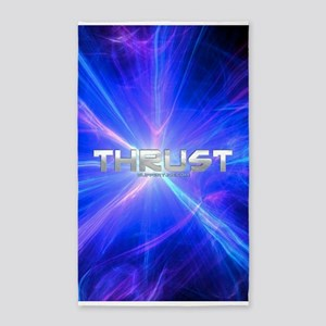 Thrust-6 Area Rug