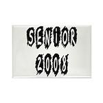 Senior 2008 Rectangle Magnet (100 pack)