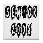 Senior 2008 Tile Coaster