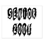 Senior 2008 Small Poster