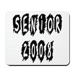 Senior 2008 Mousepad