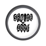 Senior 2008 Wall Clock