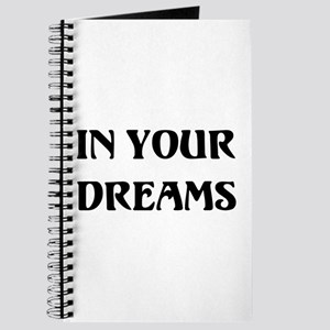 In Your Dreams Journal