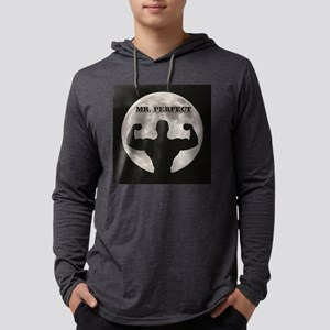 Mr perfect in the moon Long Sleeve T-Shirt