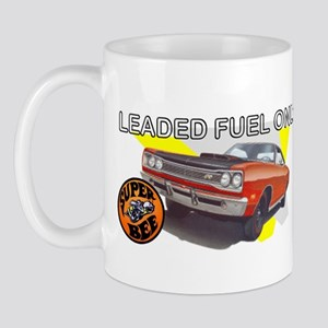 Leaded Fuel Only Mug