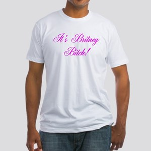 Britney Fitted T-Shirt