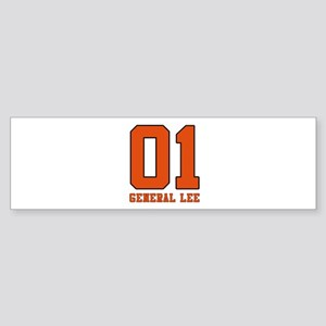 General Lee Bumper Sticker