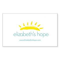 Elizabeths Hope logo Decal