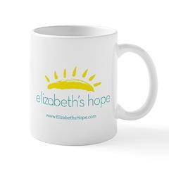 Elizabeths Hope logo Mugs