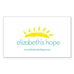 Elizabeths Hope logo Decal