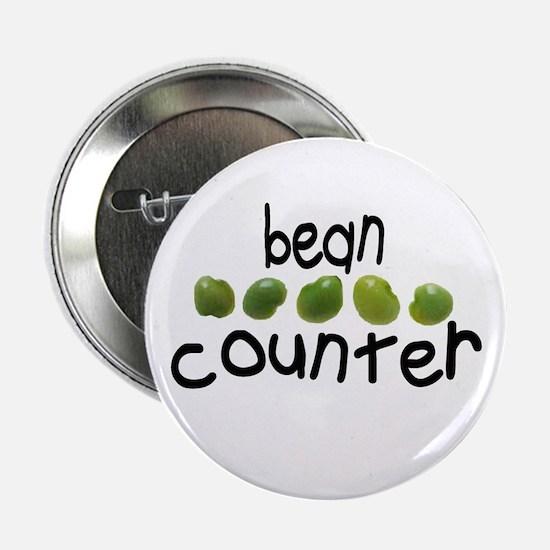 """BEAN COUNTER 2.25"""" Button"""