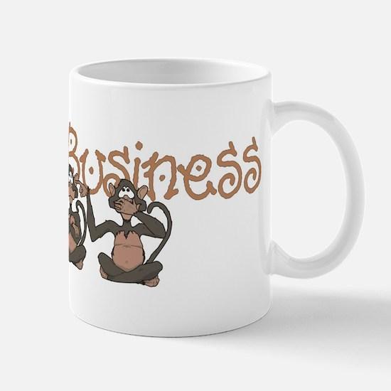Monkey Business<br> Mug