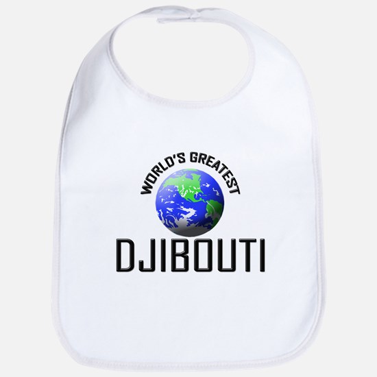World's Greatest DJIBOUTI Bib