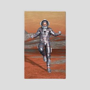 Astronaut Area Rug