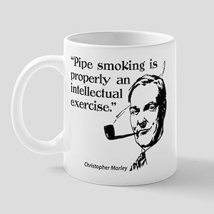 Pipe Smoker VIII Mug
