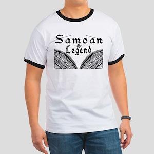 Samoan Legend Ringer T