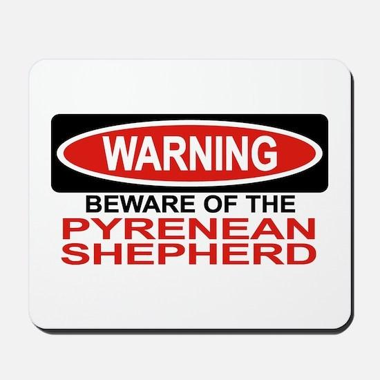 PYRENEAN SHEPHERD Mousepad